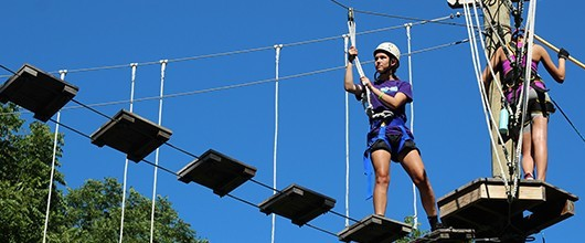 NEW High Ropes Middle
