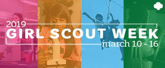 Your Guide to the best Girl Scout Week ever!